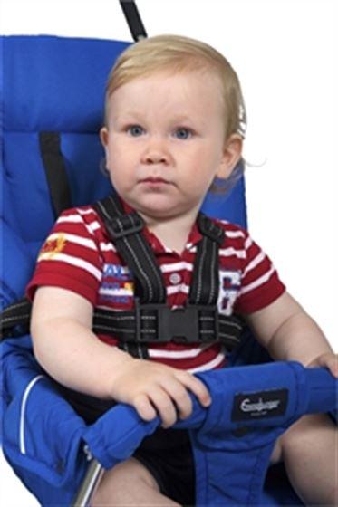 Bilde av Tullsa Barnesele til barnevogn / Gåsele