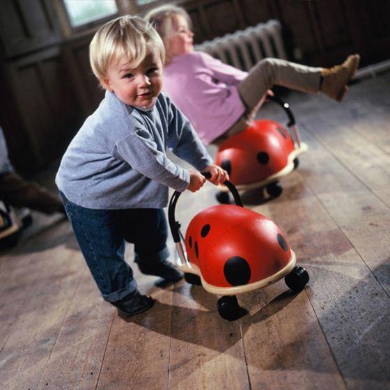 Bilde av Wheely Bug Gåvogn, Marihøne