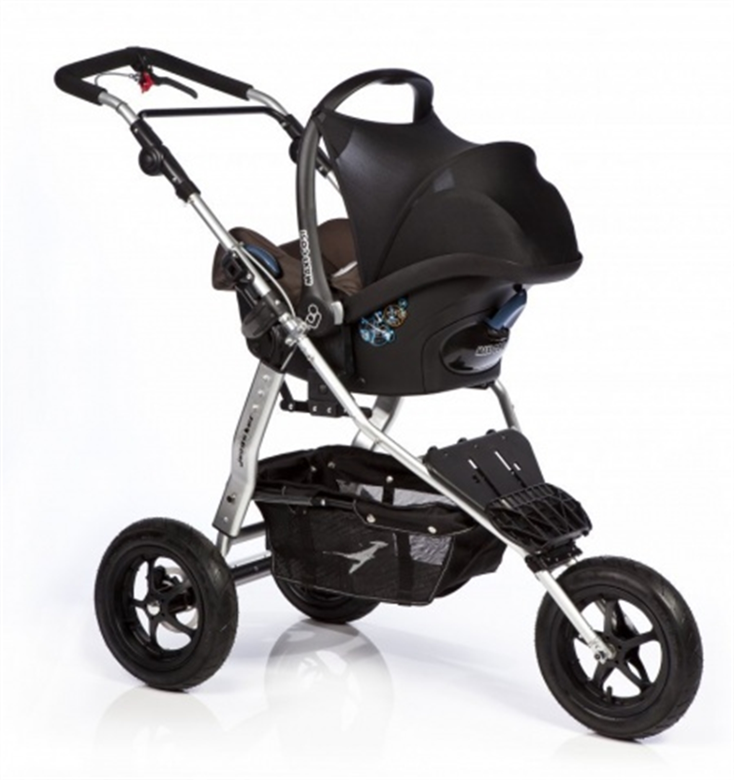 tfk bilstoladapter for maxi cosi cybex besafe. Black Bedroom Furniture Sets. Home Design Ideas