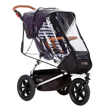 Bilde av Mountain Buggy Regntrekk til Urban Jungle/Terrain V3