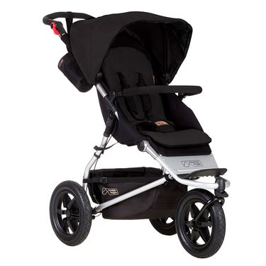 Bilde av Mountain Buggy Urban Jungle, Sort