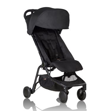 Bilde av Mountain Buggy Nano2 - Sort