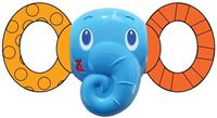 Bilde av Bright Starts Teether Twist&Rattle Elefriend