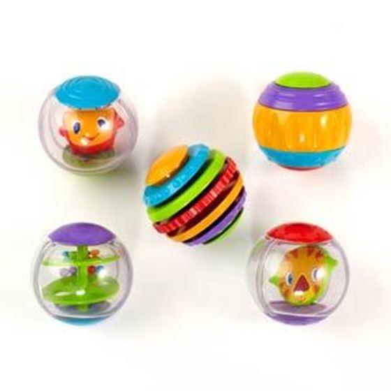 Bilde av Bright Starts™ Shake & Spin Activity Balls™