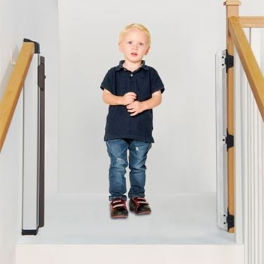 Bilde av Lascal Kiddy Guard Avant trappegrind, Sort