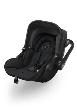 Bilde av Kiddy Evoluna i-Size m/ base, Onyx Black