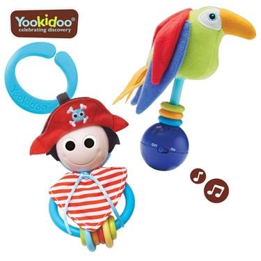 Bilde av Yookidoo Pirate Play Set