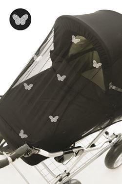 Bilde av Tinkafu Insektsnetting med motiv, Sommerfugl
