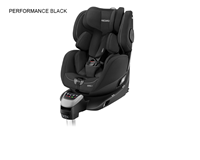 Bilde av Recaro Zero1, Performance Black, inkl base