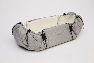 Bilde av Najell SleepCarrier Original Air Mesh Morning Grey