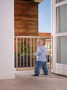 Bilde av Babydan Sikkerhetsgrind Multidan Tre (70,5cm - 106,5cm)
