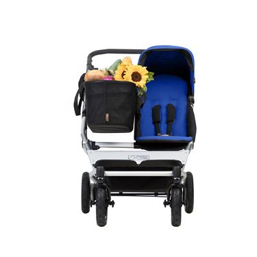 Bilde av Mountain Buggy Duet V3 Single (Ett barn), 2017 Marine