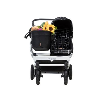Bilde av Mountain Buggy Duet V3 Single (Ett barn), 2017 Grid