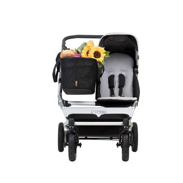 Bilde av Mountain Buggy Duet Single, Sølv