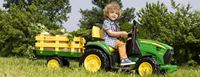 Bilde av John Deere Elektrisk Traktor - Ground Force 12V