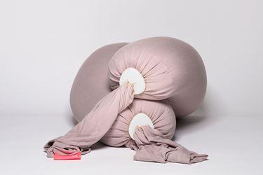 Bilde av bbhugme gravidepute, Dusty Pink