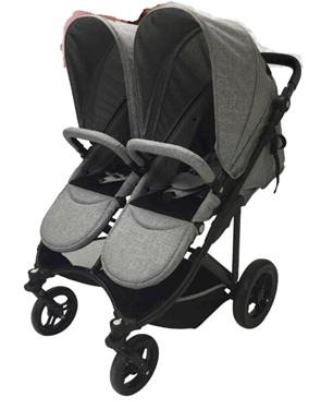 Bilde av Basson Duo Twin, Grey Melange