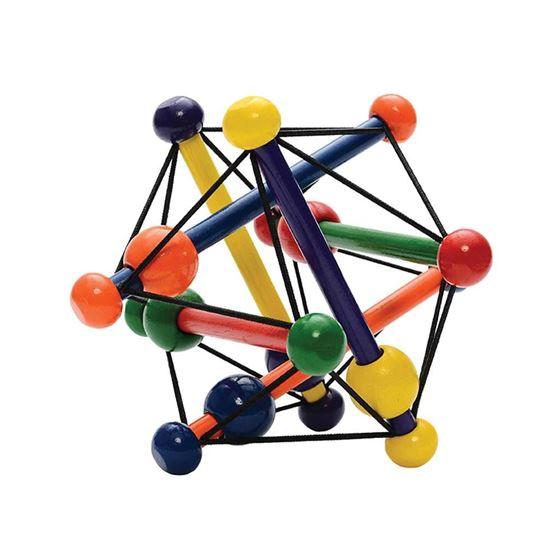 Bilde av Manhattan Toy Skwish Molekylrangle