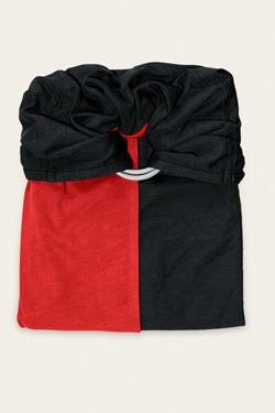 Bilde av JPMBB Ringsjal, Red/Black