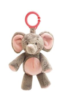 Bilde av My Teddy First Elefant ClipOn rosa