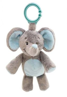Bilde av My Teddy First Elefant ClipOn blå