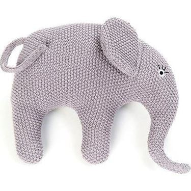 Bilde av Smallstuff Heklet Elefant, Blue Rose
