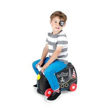Bilde av Trunki Barnekoffert, Ride-On, Pedro Pirat