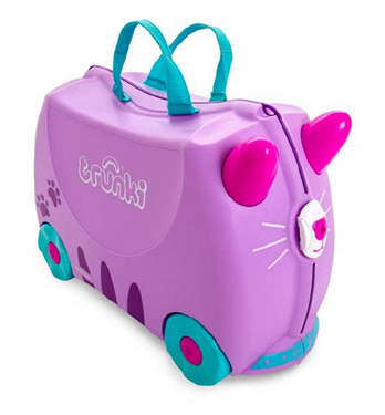 Bilde av Trunki Barnekoffert, Ride-On, Cassie Katt