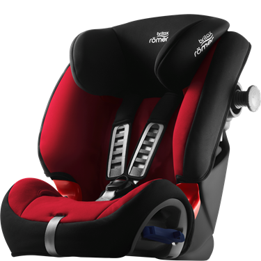 Bilde av Britax Multi-Tech III, Flame Red
