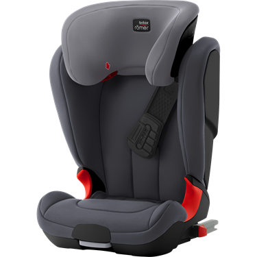 Bilde av Britax KidFix XP Black Series, Storm Grey