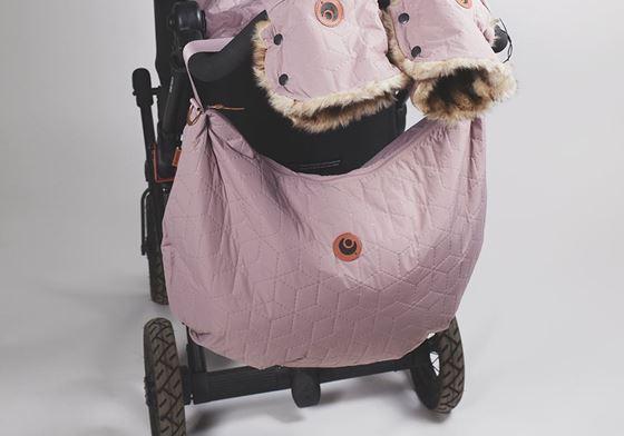 Bilde av Easygrow Shopping bag Exlusive Pink Rose