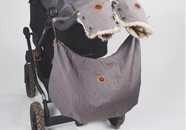 Bilde av Easygrow Shopping bag Exlusive Grey Stone