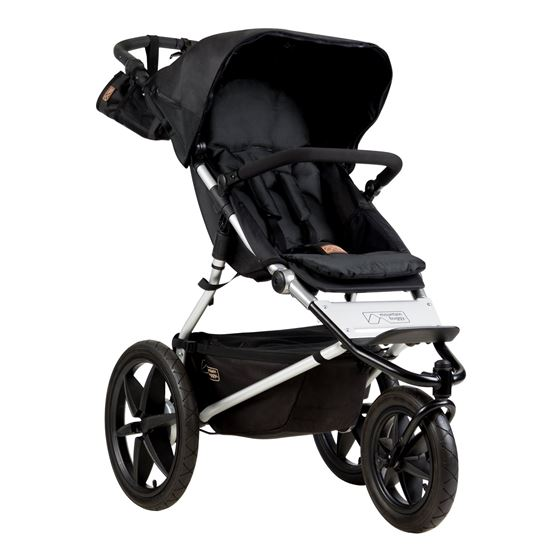 Bilde av Mountain Buggy Terrain, Onyx Black