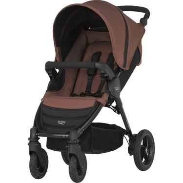 Bilde av Britax B-Motion 4, Wood Brown