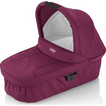 Bilde av Britax Dypbag til Britax Smile 2 / B-Ready / B-Motion, Wine Red