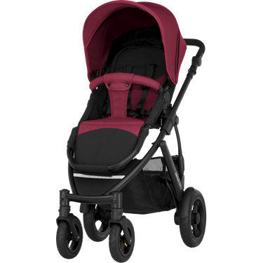 Bilde av Britax Smile 2, Wine Red