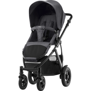 Bilde av Britax Smile 2, Black Denim