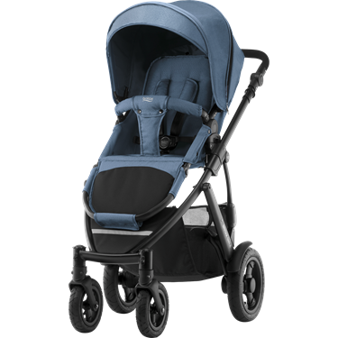 Bilde av Britax Smile 2, Blue Denim