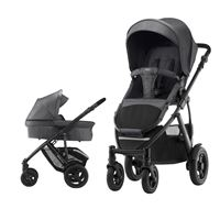 Bilde av Britax Smile 2 Duovogn, Black Denim