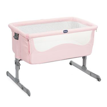 Bilde av Chicco Next2Me Bedside Crib, French Rose