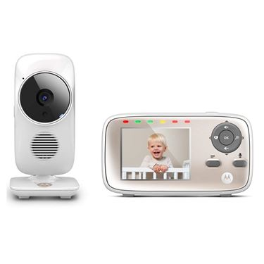 Bilde av Motorola Babycall MBP667, WiFi/Video