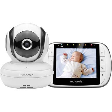Bilde av Motorola Babycall MBP36SC, Video