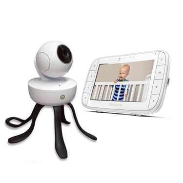 Bilde av Motorola Babycall MBP855, WiFi/Video