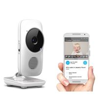 Bilde av Motorola Babycall MBP67, WiFi/Video