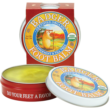 Bilde av Badger Foot Balm