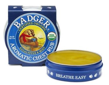 Bilde av Badger Aromatic Chest Rub