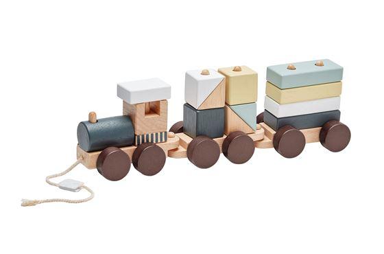 Bilde av Kids Concept Klossetog natur