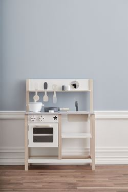 Bilde av Kids Concept Lekekjøkken natur/hvit