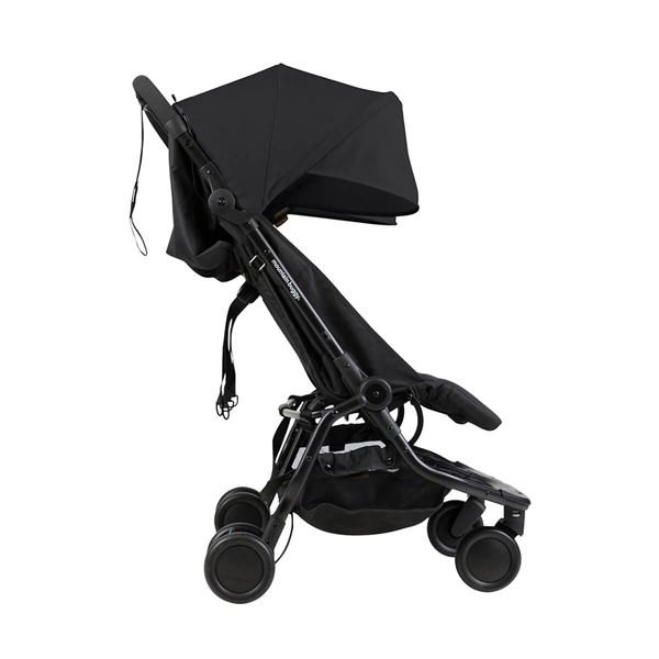 Bilde av Mountain Buggy Nano Duo, Sort