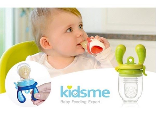 Bilde av Kidsme Food Feeder, Aqua